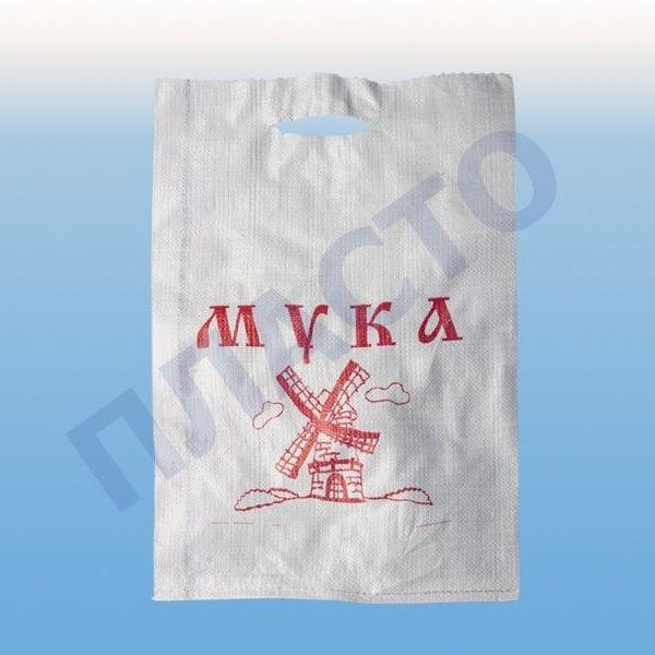 мешок полипропиленовый под муку 5 кг