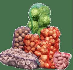 Сетка овощная
